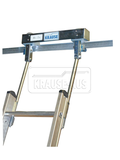 Лестница для стеллажей для Т-образных шинных систем Krause STABILO