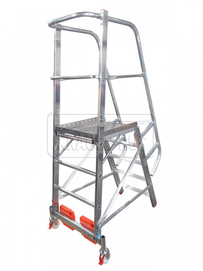Лестница с платформой VARIO Kompakt Krause STABILO 833006