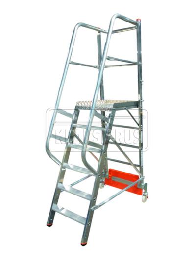 Лестница с платформой VARIO Kompakt Krause STABILO 833013