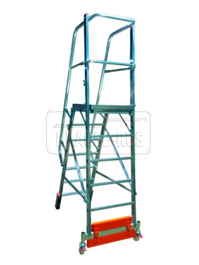 Лестница с платформой VARIO Kompakt Krause STABILO 833020