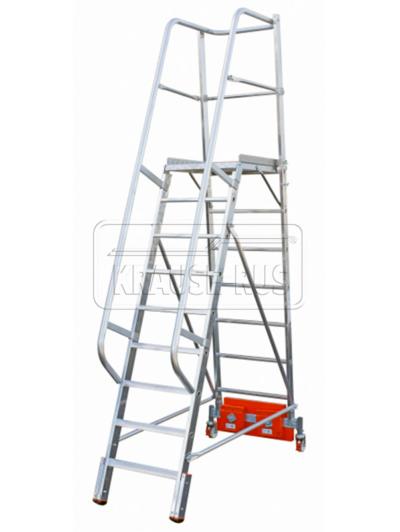 Лестница с платформой VARIO Kompakt Krause STABILO 833044