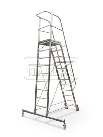 Лестница с платформой VARIO Kompakt Krause STABILO 833365