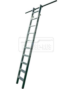 Лестница стеллажная Krause