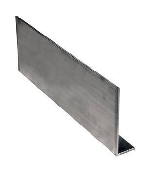 Алюминиевый плинтус 100 x 30 x 6000 860156 Krause