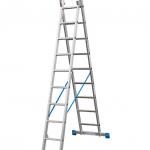 Двухсекционная лестница Krause 2х8