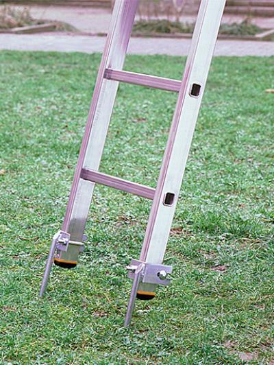 Острые наконечники для лестниц Krause 121400