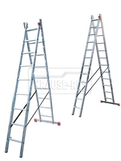 Двухсекционная лестница Krause Monto Dubilo