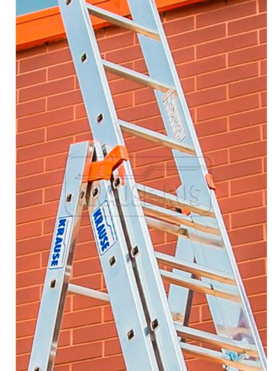 Трехсекционная лестница Krause Tribilo