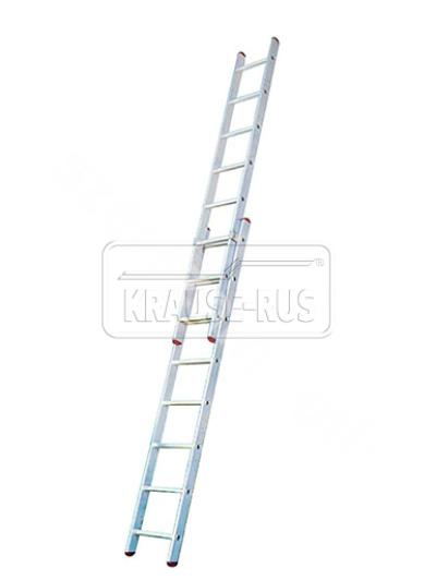 Двухсекционная лестница Krause Corda