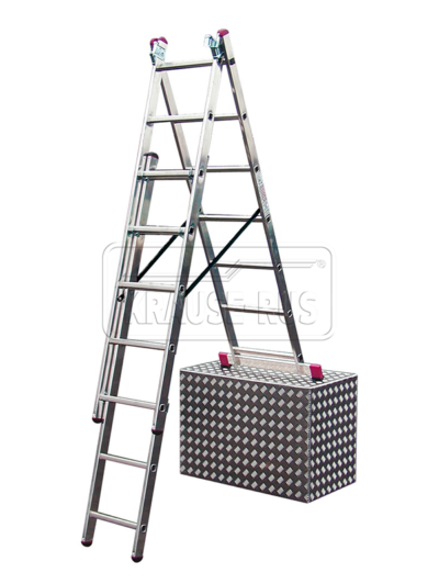 Универсальная лестница с функцией лестничных пролетов Krause Corda