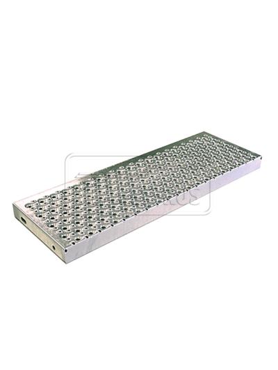 Ступени «Перфорированный стальной лист» для трапа Krause STABILO