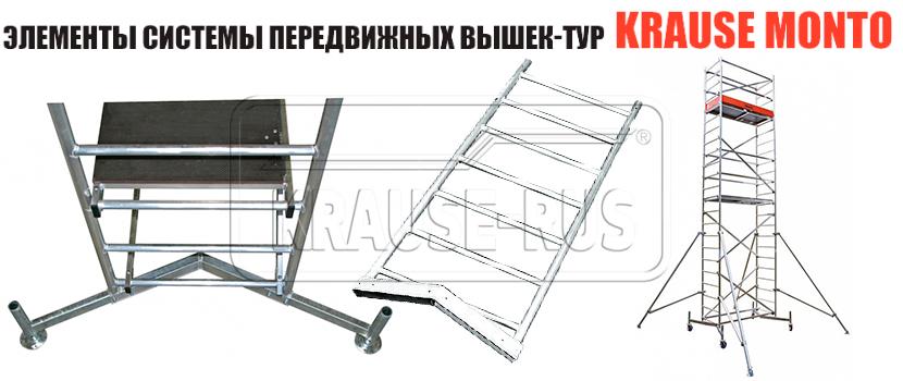 Основная рама с траверсами Krause ClimTec 715067