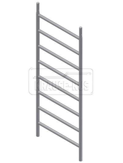 Вертикальная рама 2 м Krause ClimTec 715012