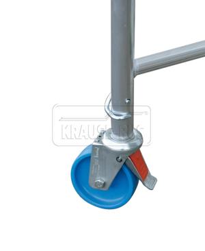 Ролик 125 мм Krause 714107
