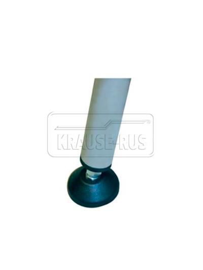 Регулируемые по высоте опоры с резиновой накладкой KRAUSE STABILO 80513