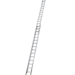 Двухсекционная выдвижная лестница с тросом Krause STABILO