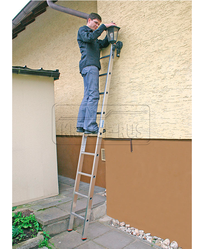 Лестница приставная Sibilo Krause