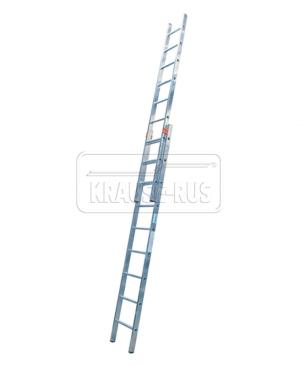 Двухсекционная выдвижная лестница Fabilo Krause