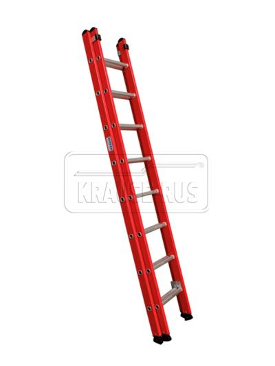 Раздвижная диэлектрическая лестница Krause