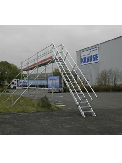 Площадка для обслуживания транспорта Krause