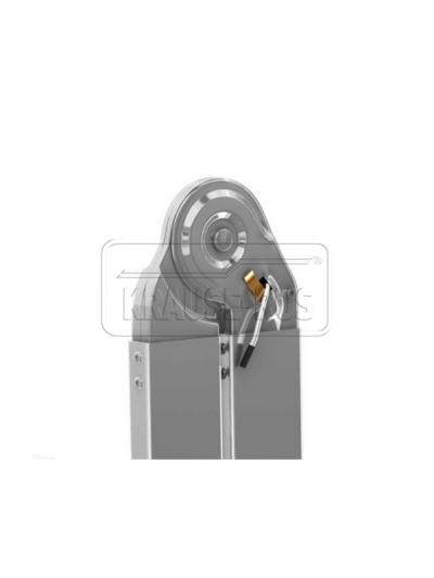 Шарнирная универсальная стремянка-трансформер Krause Corda