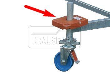 Вышка-тура Krause серии 10 STABILO Professional 2.5х0.75