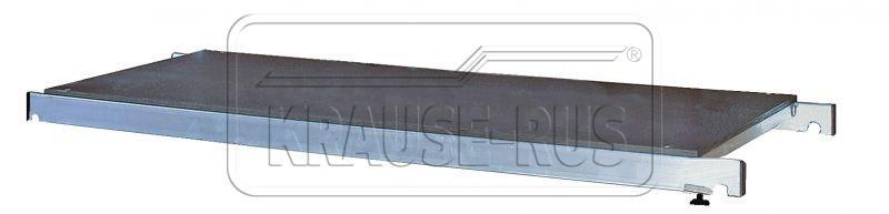 Платформа с люком (алюминий/дерево) Krause