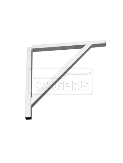 Треугольный кронштейн для трапа с платформой Krause STABILO