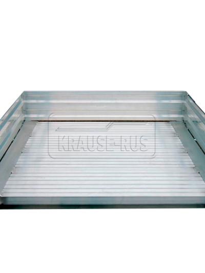 Удлинение площадки для трапа с платформой Krause STABILO