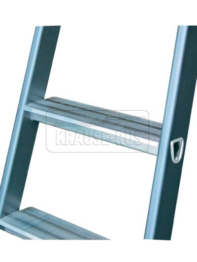 Односторонняя алюминиевая стремянка KRAUSE MONTO SePro S