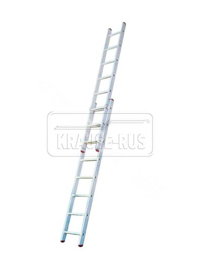 Двухсекционная выдвижная лестница Krause Corda