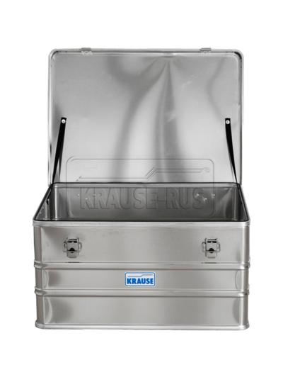 Ящик алюминиевый Krause 157 л 256089