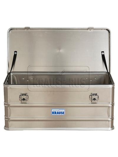 Ящик алюминиевый Krause 81 л 256058