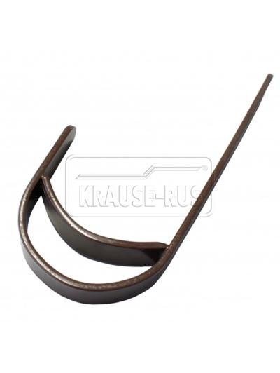 Кровельный крюк Krause коричневый 804778