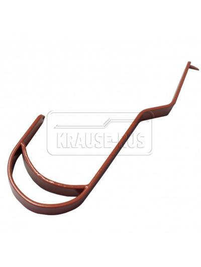 Кровельный крюк Krause для черепицы красный 804709