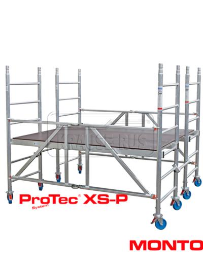 Подмость-платформа Krause Protec XS-P