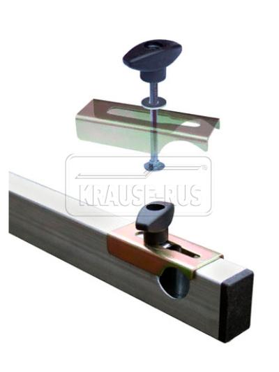 Фиксирующий комплект Krause для перекладины 718914