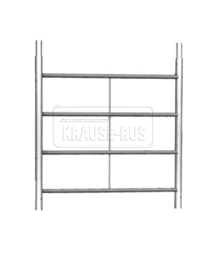 Вертикальная рама 1 м Krause Protec XXL 915085