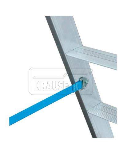 Передвижная двухсторонняя стремянка Krause STABILO