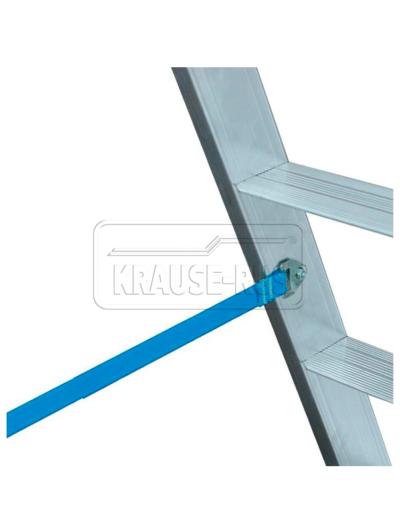 Двухсторонняя стремянка с перекладинами Krause STABILO