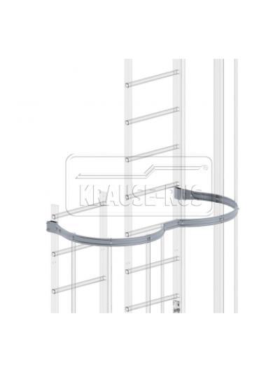 Задняя дуга ограждения для пожарной лестницы Krause 835437