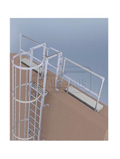 Защитное заграждение для пожарной лестницы Krause 835499