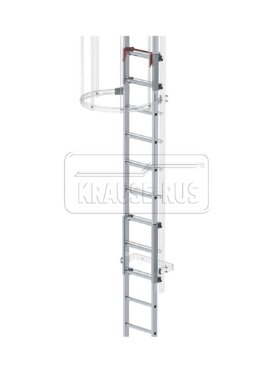 Лестница аварийного спуска для пожарной лестницы Krause 835666