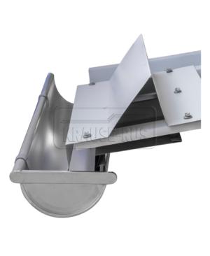 Водоотводящая пластина для креплений пожарной лестницы Krause