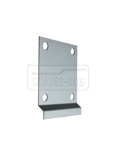 Водоотводящая пластина для опорной пластины Krause 835055/835048