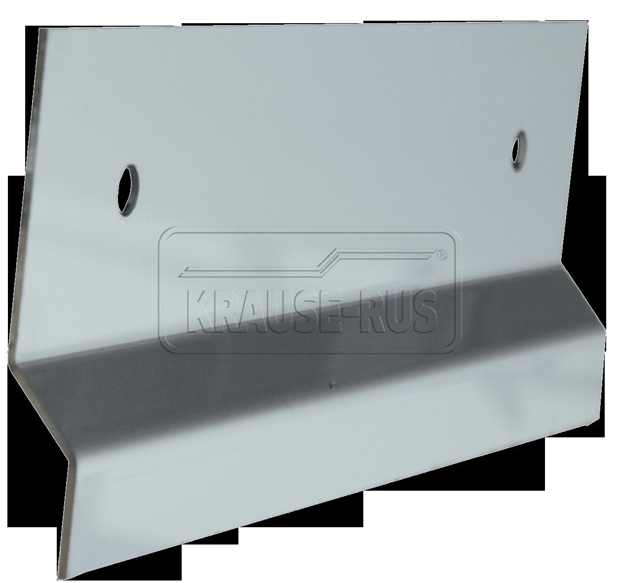 Водоотводящая пластина для V-образного стенного анкера Krause 835000