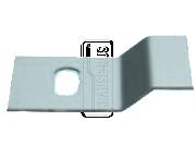 Водоотводящая пластина для стандартного стенного анкера Krause 835031