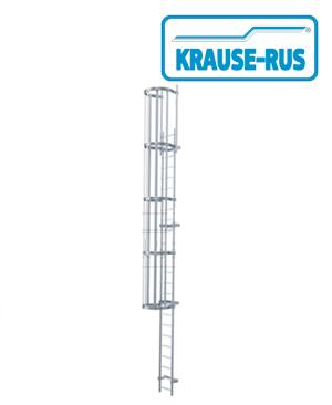 Пожарные лестницы Krause